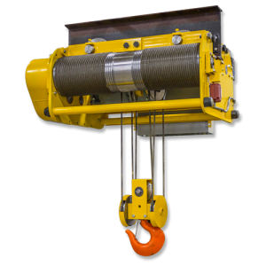electric wire Rope hoist manufacture in india